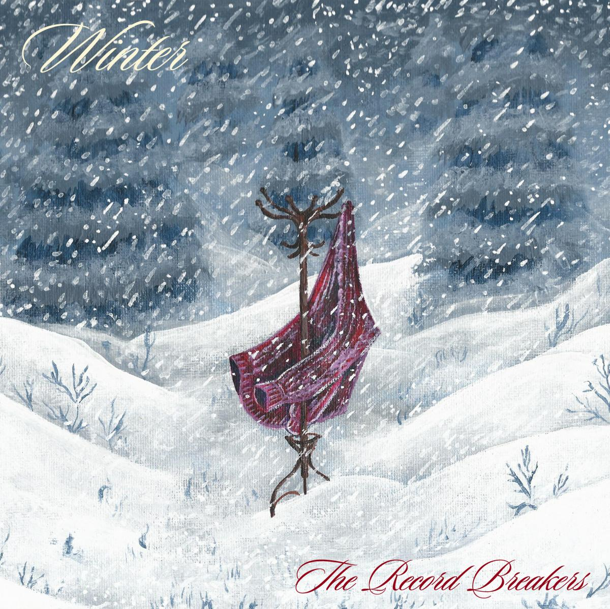 "The Record Breakers Cozy Up With ""Winter"" Single"