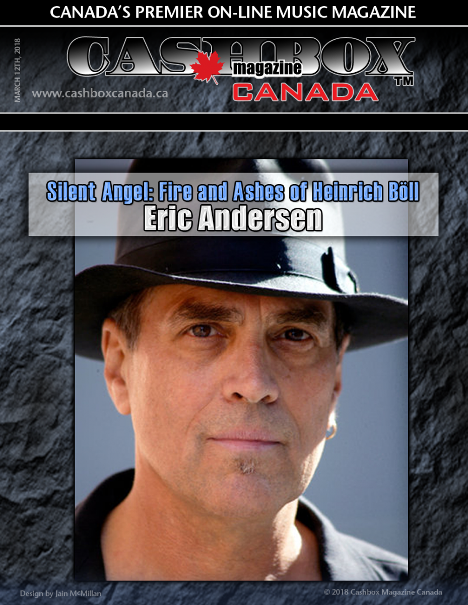 Eric Andersen Silent Angel: Fire and Ashes of Heinrich Böll