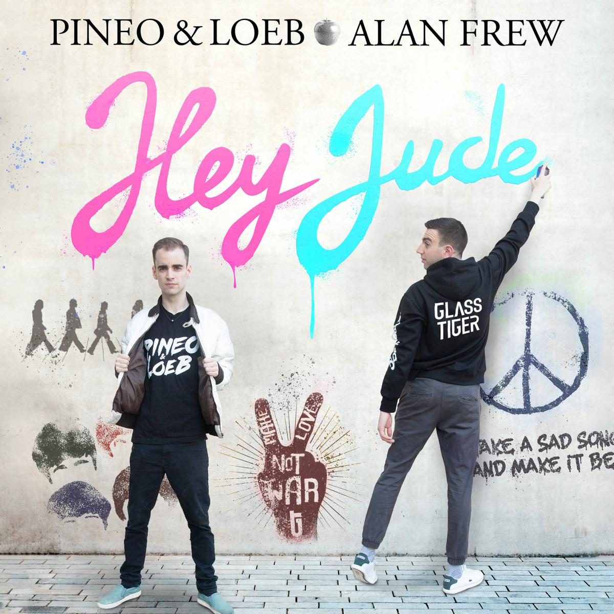 "Legendary Icon Alan Frew of Glass Tiger and Pineo Loeb team up for Collaboration on ""Hey Jude"""