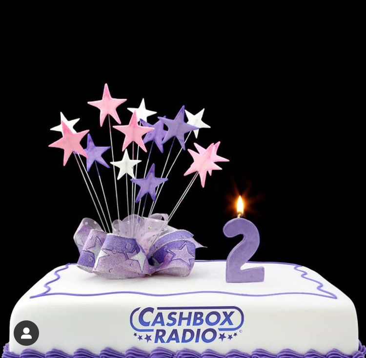 Cashbox Radio Turns Two Years Old