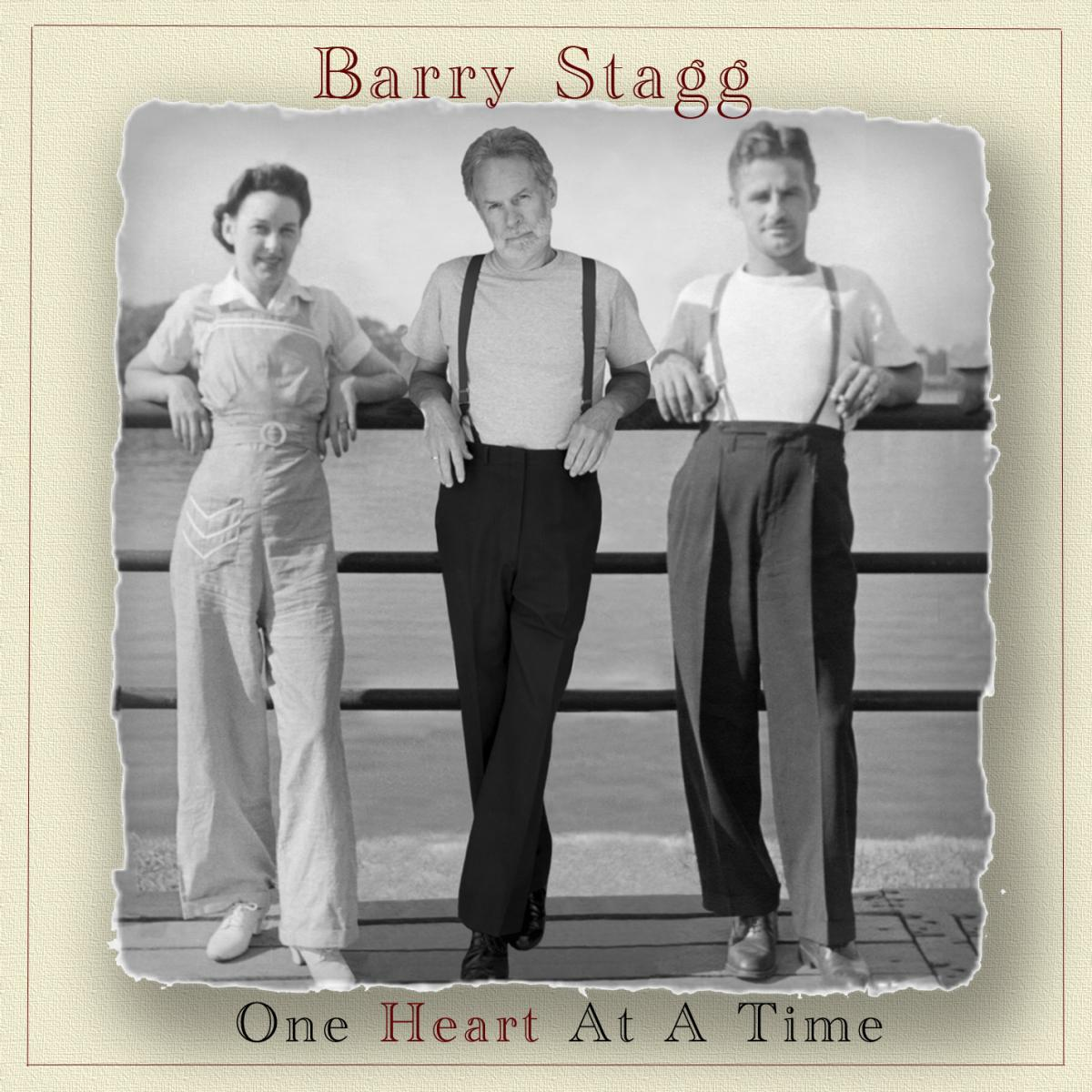 Barry Stagg Capturing 'One Heart At A Time'