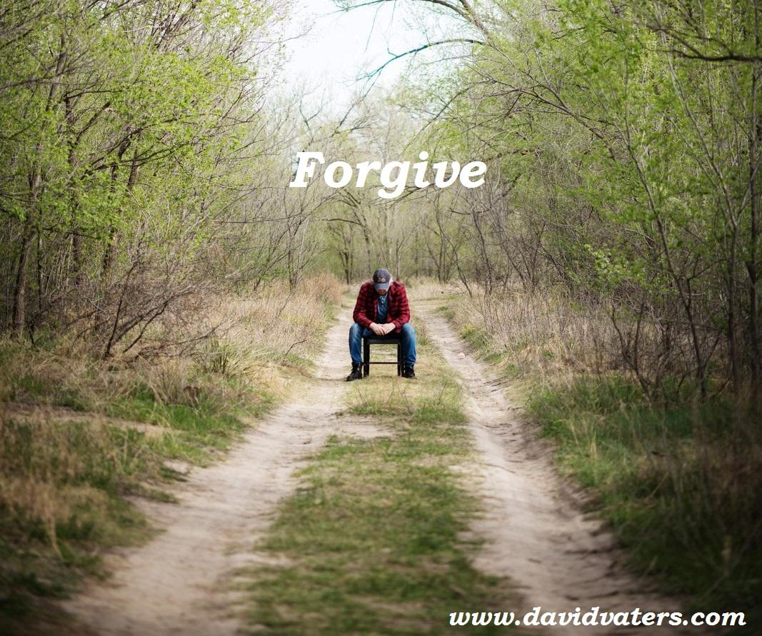 David Vaters Asks Us to 'Forgive'