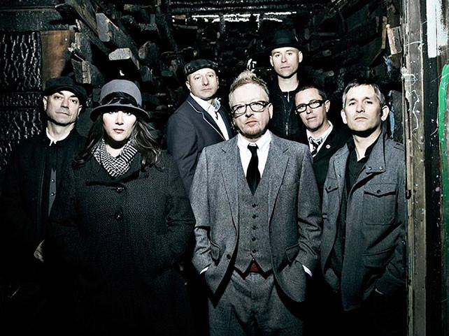 Flogging Molly Announces 'Life Is Good' North American Tour 2017