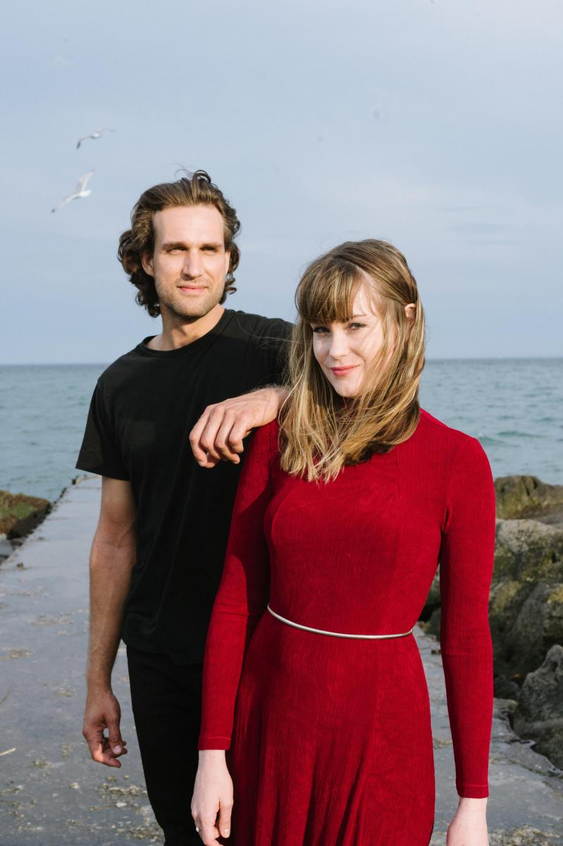 "Canadian Indie Pop Folk Duo In The City Remember the ""Best Time"" in New Single"
