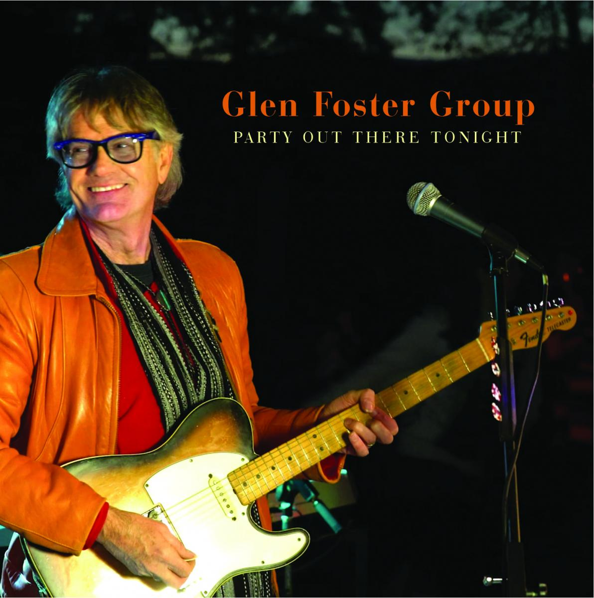 Glen Foster Has the Rockabilly Fever