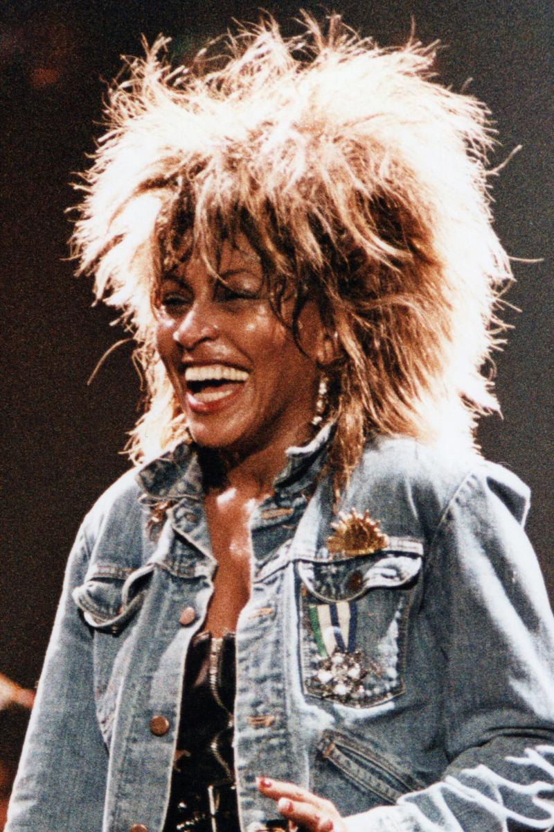 Tina Turner Courtesy of Getty Images