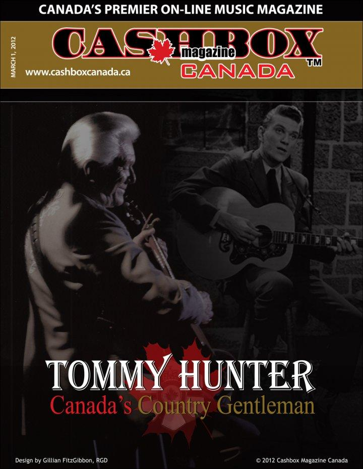 Tommy Hunter Cashbox Cover March 2 2012