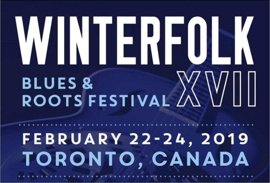 Winterfolk Xvii Blues & Roots Festival