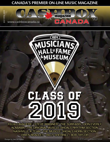 The Musicians Hall of Fame Class of 2019
