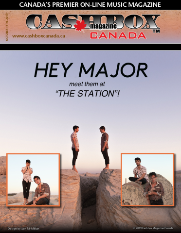 "Hey Major Meet Them at ""The Station"""