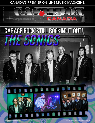 Garage Rock Still Rockin' It Out – The Sonics