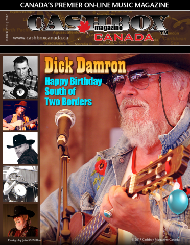 Dick Damron Happy Birthday South of Two Borders