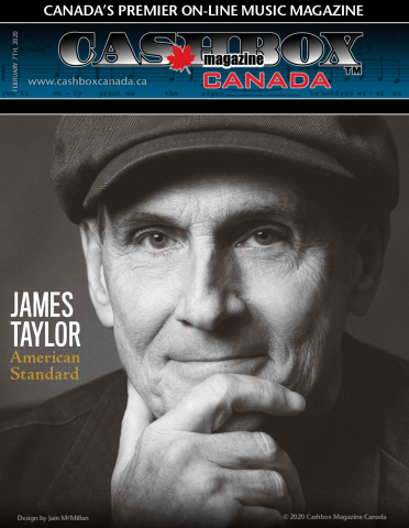 Legendary James Taylor To Release New Album American Standard