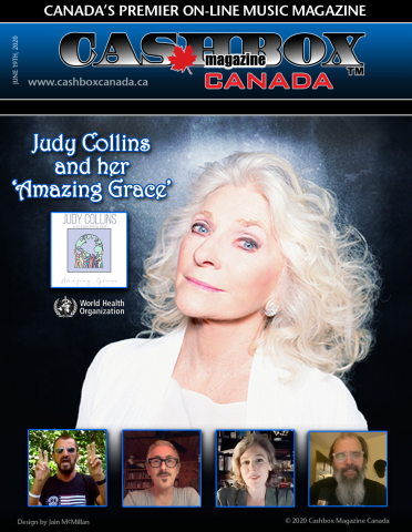 Judy Collins & The Global Virtual Choir