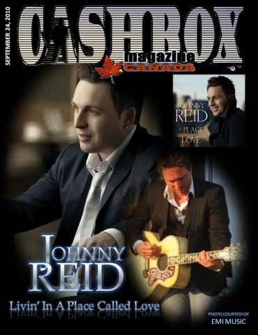 Johnny Reid