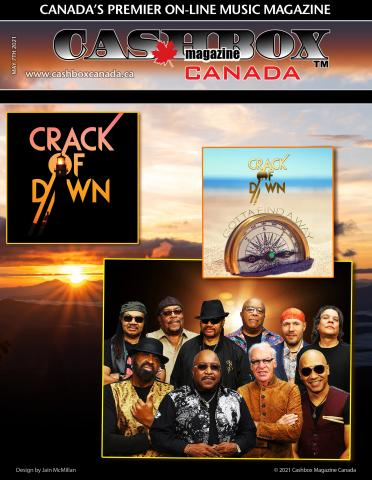 "Canadian Funk Legends Crack of Dawn Release New Hit Single with ""Gotta Find A Way"""