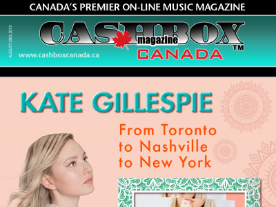 Kate Gillespie - From Toronto to Nashville to New York