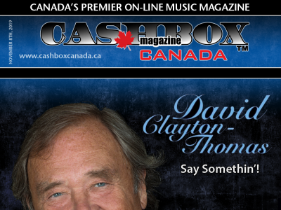 David Clayton-Thomas Say Somethin'!