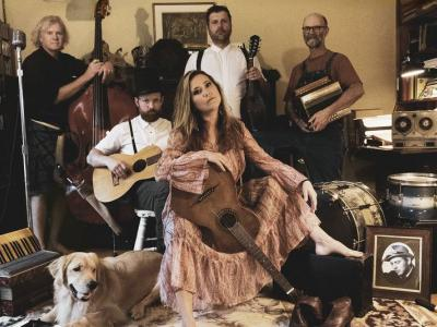 "Jessica Rhaye and The Ramshackle Parade Release ""I Dreamed I Saw St. Augustine"""