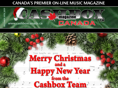 Season's Greetings and Merry Christmas from Cashbox