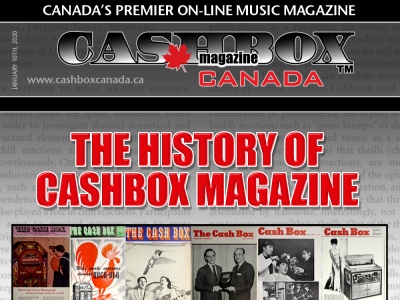 The History of Cashbox Magazine