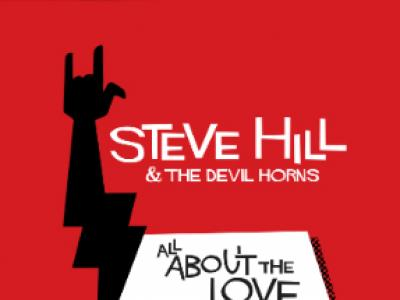 "JUNO / Maple Blues Award Winner Steve Hill is ""All About The Love"" Today in this 70s Rock-Meets-60s Gospel Mashup of Music"