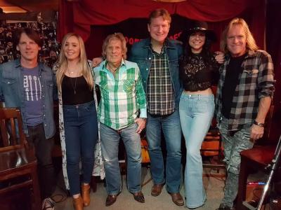 Stories, Songs and Six Strings at The Moonshine Cafe in Oakville 2019