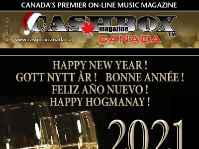 Happy New Year from Cashbox Canada