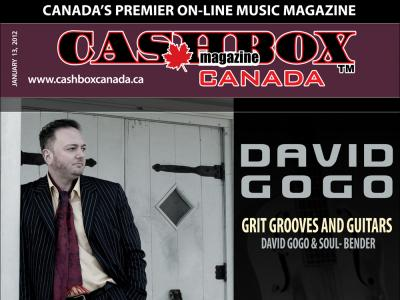 Grit Grooves and Emotion – David Gogo Soul-Bender