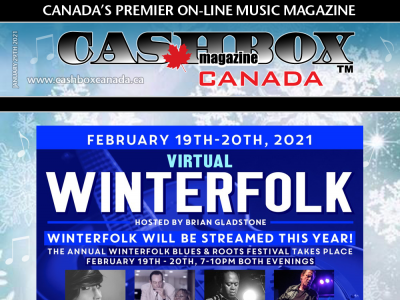Winterfolk XIX is Set for February 19th & 20th