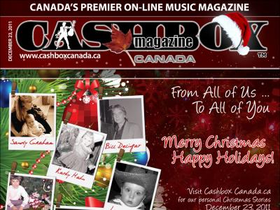 Christmas and Cashbox Canada