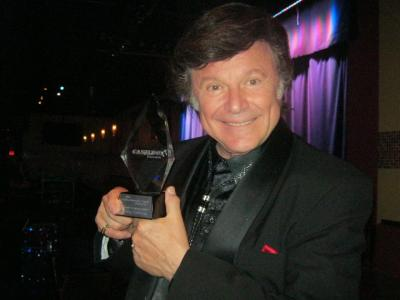 Cashbox Canada Presents The First Legacy Award to Bobby Curtola
