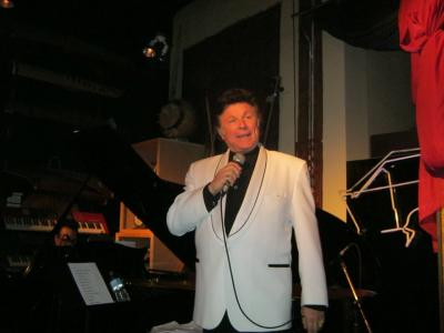 Bobby Curtola at Musideum