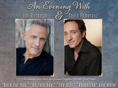 David Pomeranz & Jim Brickman