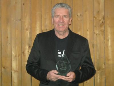 Robbie Lane Presented with the Cashbox Canada Legacy Award