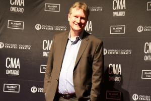 CMAO 2019 Nominee Dave Woods